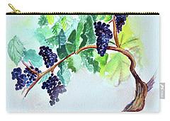 Vine And Branch Carry-all Pouch
