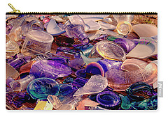 Vintage Glass Carry-all Pouch