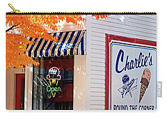 Vintage Small Town Usa Carry-all Pouch