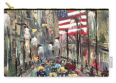wall street NY Carry-all Pouch