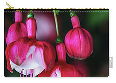 Wallpaper Flower Carry-all Pouch