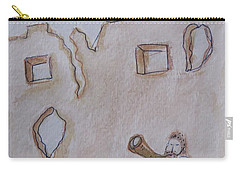 Walls Of Jericho Carry-all Pouch