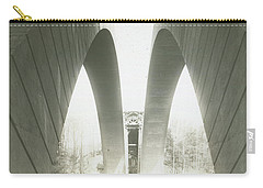 Walnut Lane Bridge Under Construction Carry-all Pouch