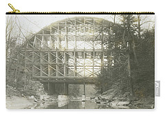 Walnut Lane Bridge Carry-all Pouch