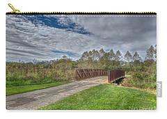 Walnut Woods Bridge - 1 Carry-all Pouch