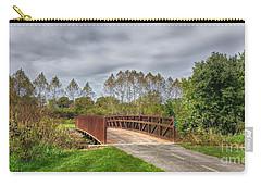 Walnut Woods Bridge - 3 Carry-all Pouch