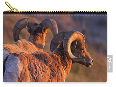 Rocky Mountain Bighorn Sheep Carry-all Pouches