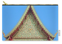 Wat Nong Khrop Phra Ubosot Gable Dthcm2663 Carry-all Pouch