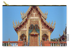 Wat Nong Tong Phra Wihan Dthcm2639 Carry-all Pouch