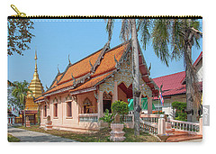 Wat Pa Chai Mongkhon Phra Ubosot Dthla0123 Carry-all Pouch