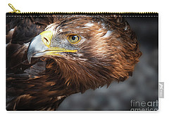 Watching Eagle Carry-all Pouch