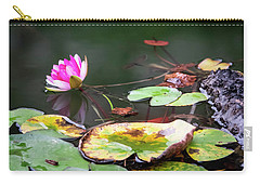 Water Lily #1 Carry-all Pouch