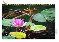 Water Lily #2 Carry-all Pouch