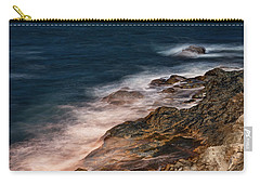 Waves And Rocks At Sozopol Town Carry-all Pouch