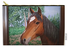 Wayne's Horse Carry-all Pouch