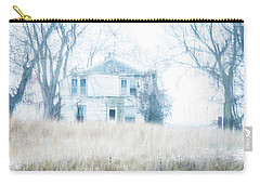 Carry-all Pouch featuring the photograph Weathered by Melissa Lane