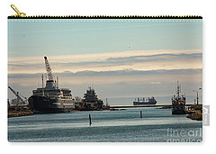 Welland Canal Ships Carry-all Pouch