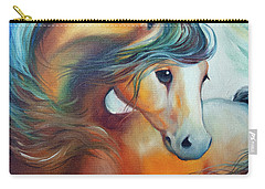 Wendy My Horse Carry-all Pouch