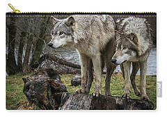 What Ya Think Carry-all Pouch