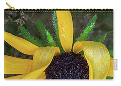 Carry-all Pouch featuring the photograph When Nature Gives The Finger by Dale Kincaid