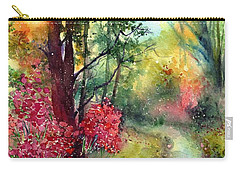 Agnostic Paintings Carry-All Pouches