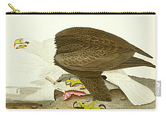 White-headed Eagle Carry-all Pouch
