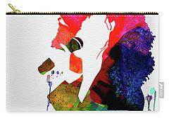 Whitney Watercolor Carry-all Pouch
