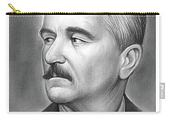 William Faulkner Carry-all Pouch