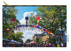 Willy St Fair - Madison - Wisconsin Carry-all Pouch