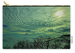 Winter Clouds Carry-all Pouch