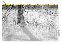 Winter Simple Carry-all Pouch