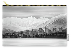 Winterscape Vancouver Carry-all Pouch