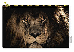 Wise Lion Carry-all Pouch