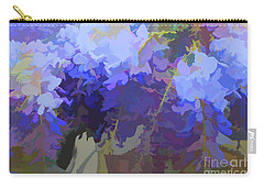 Wisteria Colours Carry-all Pouch