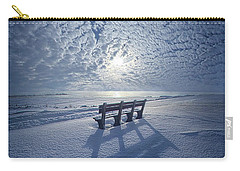 Within The Absence Are The Memories Carry-all Pouch