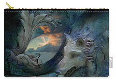 Wolf At The Window Carry-all Pouch