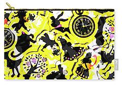 Wonderland Design Carry-all Pouch