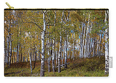 Carry-all Pouch featuring the photograph Wonders Of The Wilderness by James BO Insogna