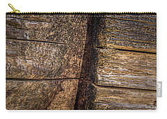 Wooden Wall Carry-all Pouch