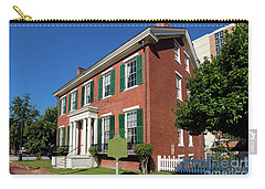 Woodrow Wilson Boyhood Home - Augusta Ga 2 Carry-all Pouch