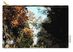 Ye Old Tracks Road Carry-all Pouch