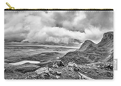 Yellow Autumn Panoramic Bw #i1 Carry-all Pouch