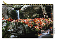 Yellow Cheek Valley Carry-all Pouch