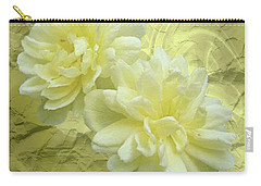Yellow Foil Carry-all Pouch