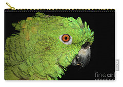 Yellow-naped Amazon Carry-all Pouch