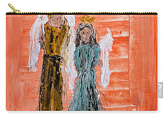 Young Love Angels Carry-all Pouch