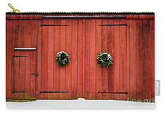 Yuletide Barn Carry-all Pouch