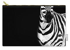 Zebra Drama Carry-all Pouch