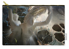 Zephyr And Psyche Carry-all Pouch
