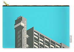 Brutalist Architecture Carry-All Pouches